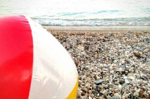 Παιχνίδια για να παίξουμε στην παραλία με τα παιδιά μας