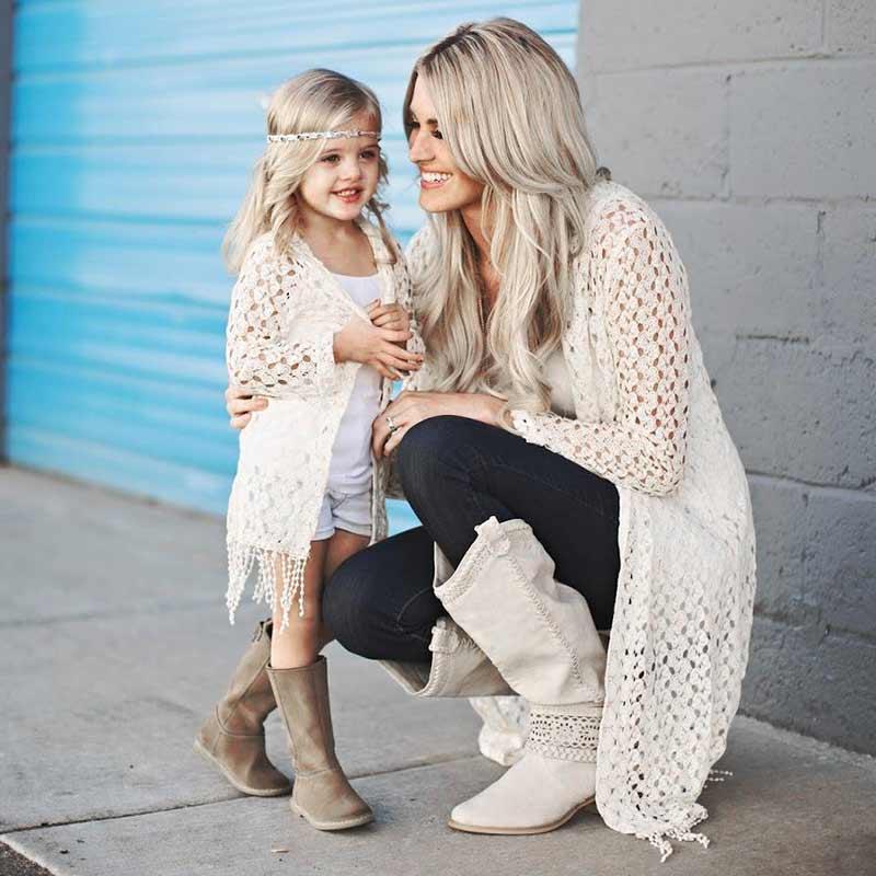 ιδια ρούχα μαμά και κόρη